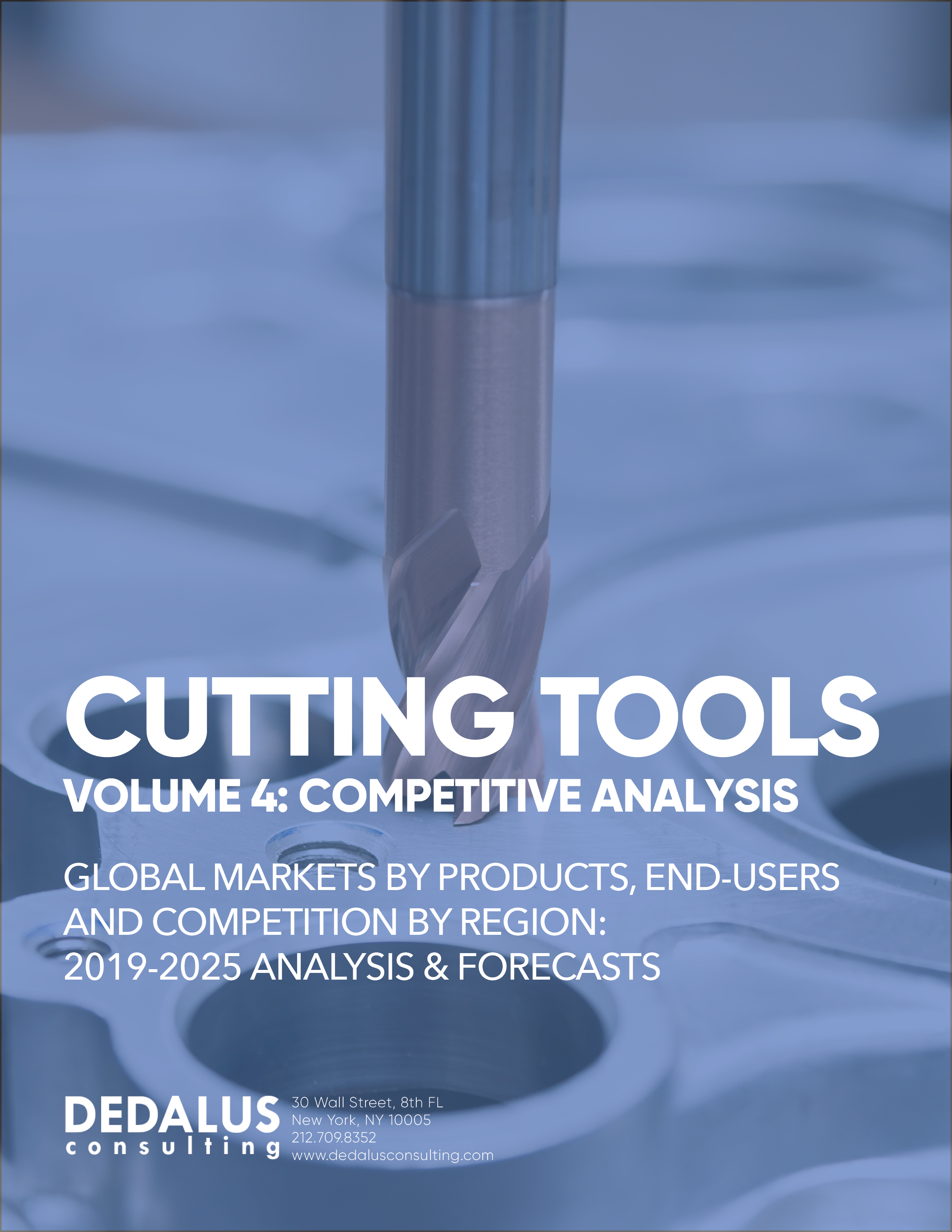 Cutting Tools Volume 4 Report